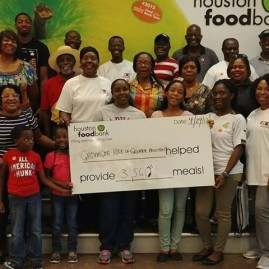 Houston Food Bank 2017